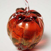 Ruby Apple Gold Leaf